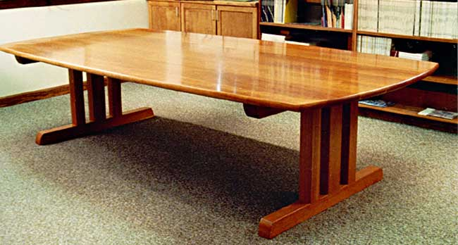 Wilson Woodworking Shaker Furniture Traditional And Contemporary - Traditional conference table
