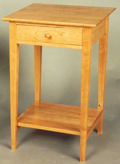 #104B Cherry Nightstand